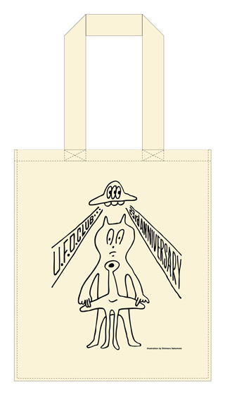 【U.F.O.CLUB 23周年記念グッズ】